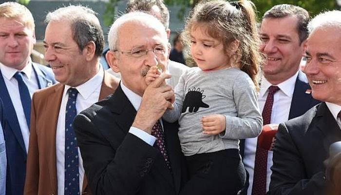 CHP Genel Başkanı Kılıçdaroğlu, Çanakkale'de