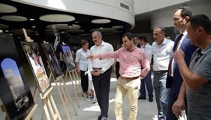 Çanakkale Savaşları Destanı Tanıtım Merkezi'nde, Tarihi Alan Fotoğraf Sergisi Açıldı
