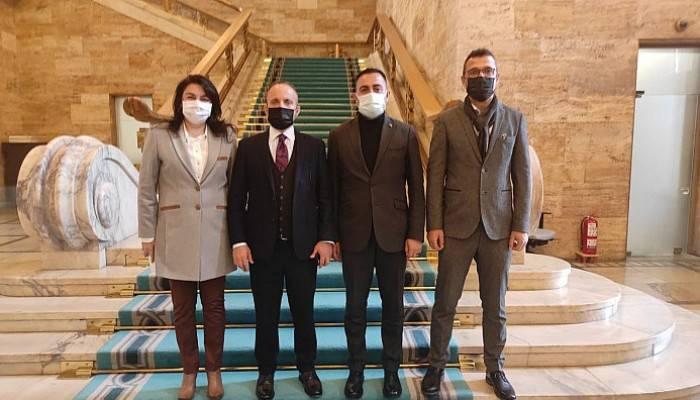 Başkan Erdoğan: Biga'mız İçin Canla Başla Çalışıyoruz