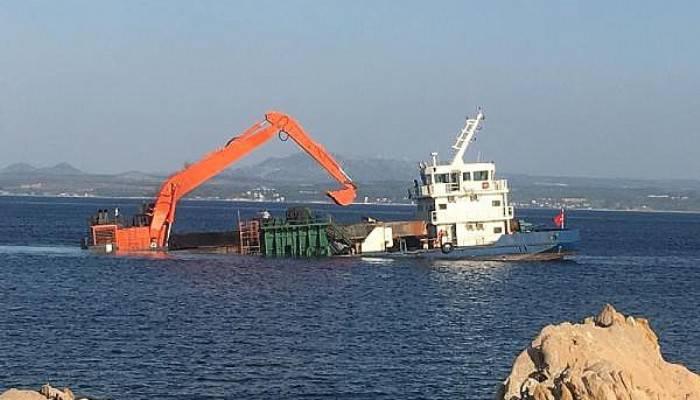 Türk Gemisi, Bozcaada Açığında Su Aldığını Rapor Etti