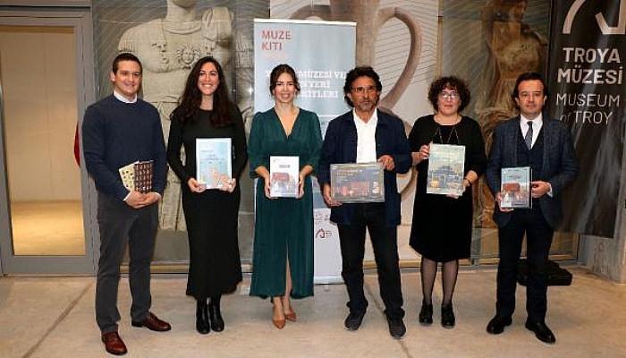 'Troya Müzesi ve Ören Yeri Müze Kiti' Tanıtıldı