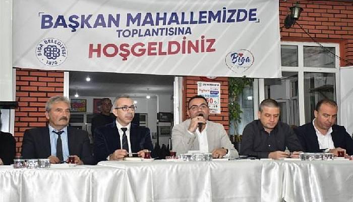 Başkan Erdoğan, Mahalle Toplantılarına Başladı