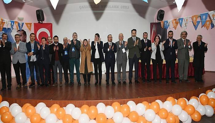 AK Parti Kepez Belde Başkanı Cihat Gılafçı