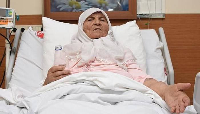 84 Yaşında Böbrek Nakliyle Sağlığına Kavuştu