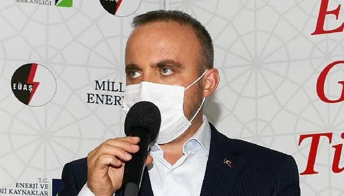 AK Parti'li Turan: CHP'li Yöneticiler, Milletimize ve Şehit Savcımıza İhanet Etti