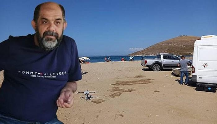 Bozcaada'da Avlanırken Kaybolmuştu! Arama Çalışmaları Sürüyor