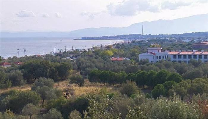 Assos'ta Cumhuriyet Bayramı Öncesi İşletmeciler Hazırlıkları Tamamladı