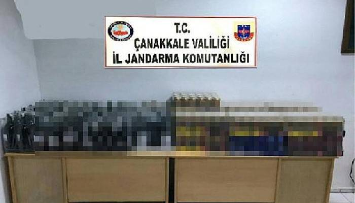 Kaçak İçki Satışına 13 Bin 10 TL Para Cezası