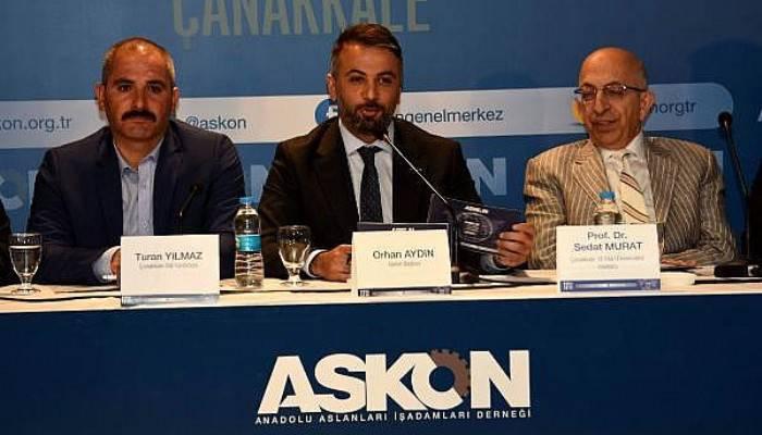 ASKON Genel Başkanı: ABD ile Ticari Hacmimizi Geliştirme Hedefimiz Devam Ediyor