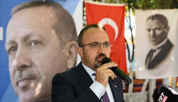 AK Parti'li Turan: İzmir'de Yaşadığımız Üzüntünün Aynısını Bir Gün Çanakkale'de Yaşamak İstemiyoruz