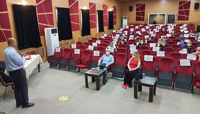 Bayramiç'te AFAD Eğitim Semineri Düzenlendi