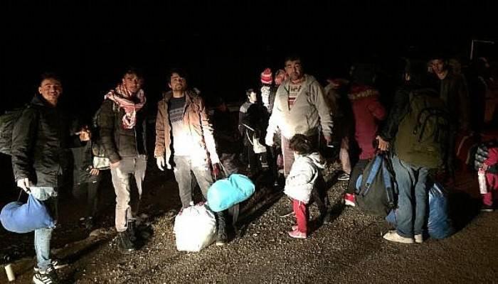 Mülteciler Ayvacık Kıyılarına Gelmeye Başladı