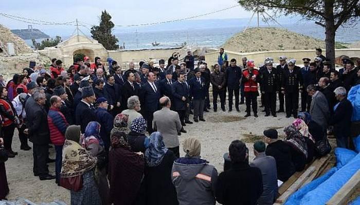 Çanakkale Savaşları Kahramanı Bigalı Mehmet Çavuş Anıldı