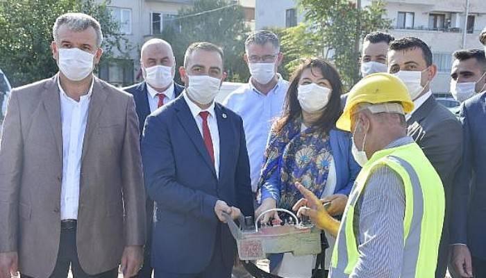Biga Belediyesi, İlçenin kurtuluş Gününde Temeller Attı, Açılışlar Yaptı