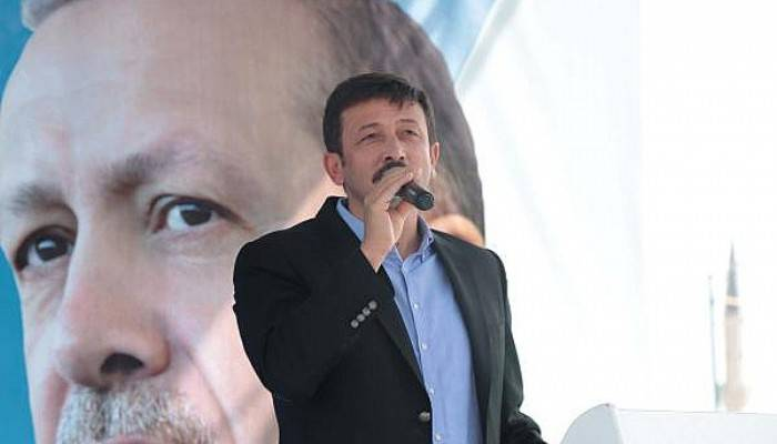 AK Parti'li Dağ: Kılıçdaroğlu'nun Yoldaşları, Atatürk'ün Askerlerini Sindirmiş