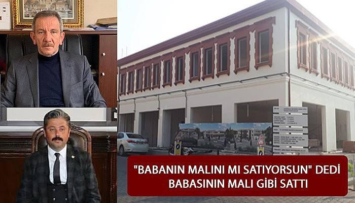 Bayramiç'in CHP'li Başkanına AK Parti'den Ağır Eleştiri