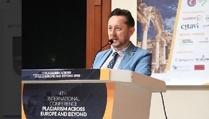 ÇOMÜ, Üniversitelerde İntihalin Önlenmesine Yönelik Uluslararası İş Birliği Projesine Katıldı