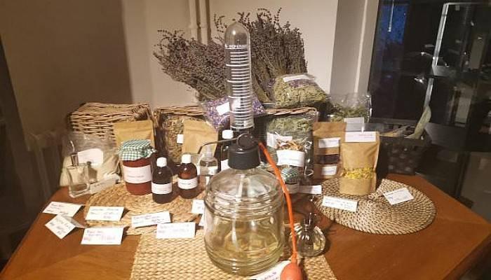 Doğal Tıbbi Aromatik Bitkilere İlgi Artıyor