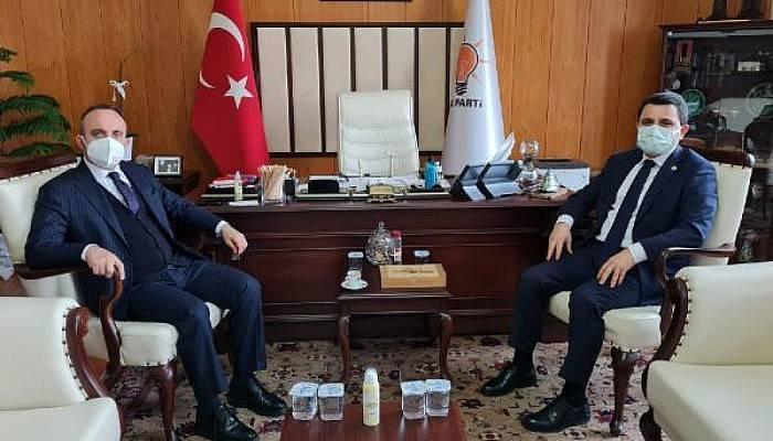 AK Parti'li Turan: Çanakkale'mizin Kadim Tarihine Sahip Çıkmak Hepimizin Görevi