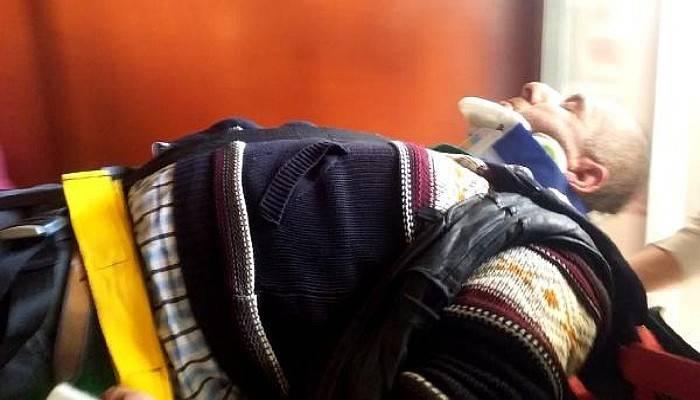 Bayramiç'te Kaza: 4 Yaralı