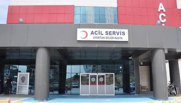 Mehmet Akif Devlet Hastanesinde, 'Dumansız Hava Sahası' Uygulaması Başladı