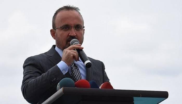 AK Parti'li Turan'ın Af Değerlendirmesi: Toplum Vicdanı Bizim İçin Asla Vazgeçilmez Bir Değerdir