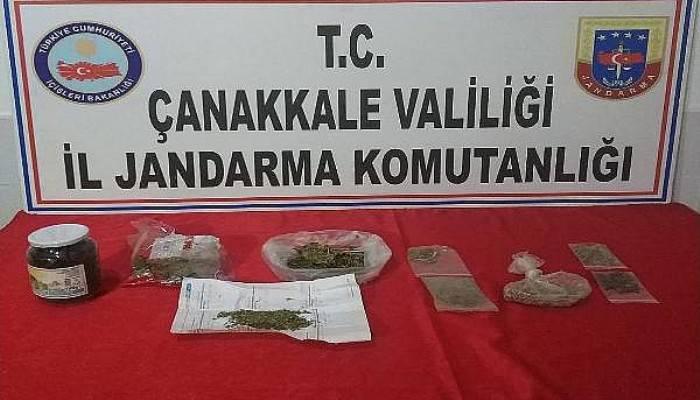 Biga'da Uyuşturucu Operasyonu: 3 Gözaltı