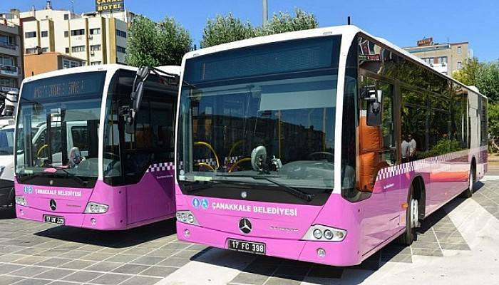 Kandilde Ücretsiz Otobüs Seferi