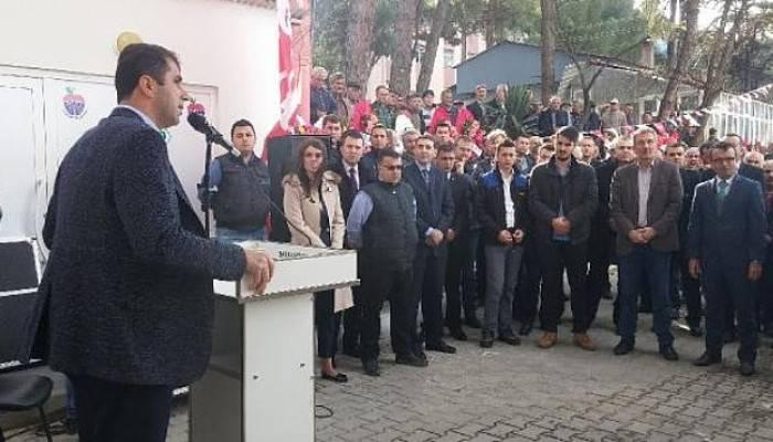 Bayramiç Belediyesi Akaryakıt İstasyonu Hizmete Açıldı
