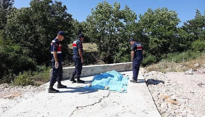 Çanakkale'deki Tünel İnşaatı Alanında Ceset Bulundu