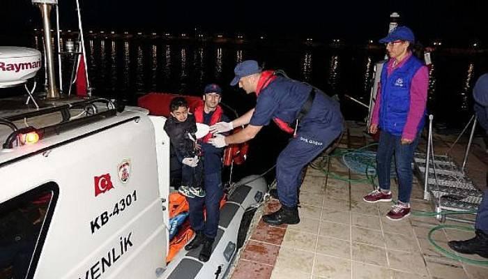 Ayvacık'ta 29 Kaçak Yakalandı