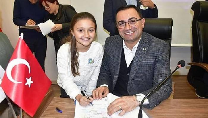 Biga Belediyesi'nden 'Çocuk Hakları Sözleşmesi'