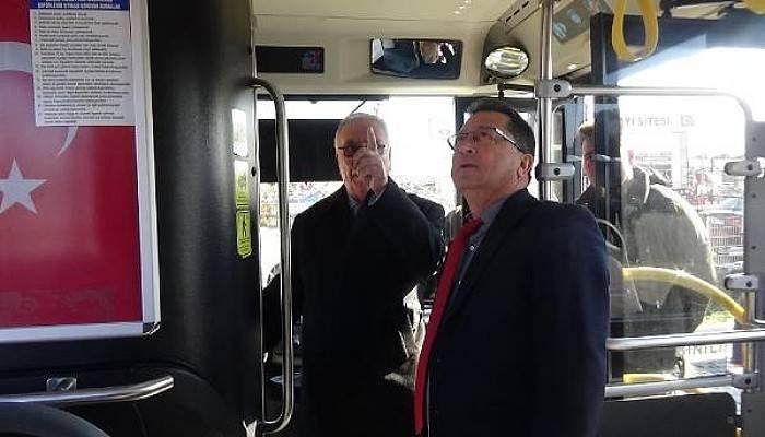 Toplu Taşıma Araçları İçin Dezenfeksiyon Sistemi Geliştirdi