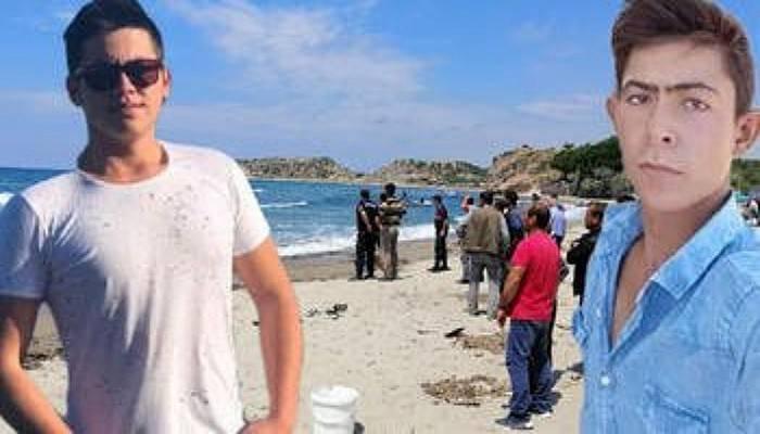 Dersten Kaçıp, Denize Giren 2 Liseli Boğuldu