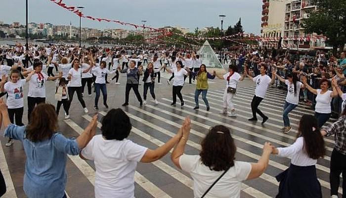 Çanakkale'de Atabarı Oyunu Sahnelendi