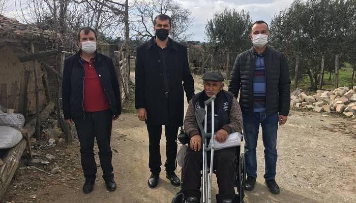 Bayramiç AK Parti Engeli Kaldırdı