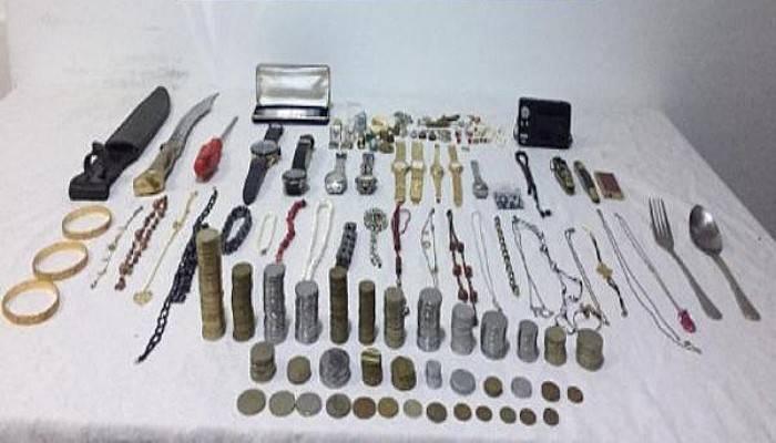 Lapseki'de Evden Hırsızlık Yapan Şüpheli Tutuklandı