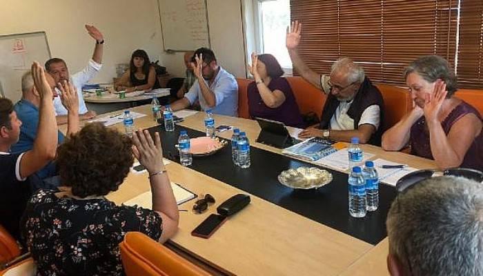 Bozcaada Belediye Meclisi'nden Radikal Ruhsat Kararı