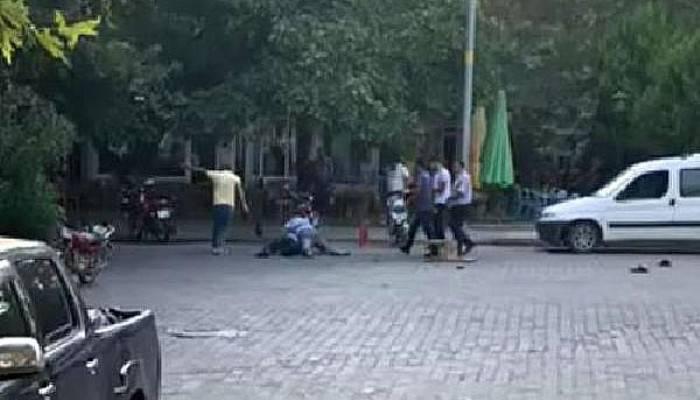 Bayramiç'te Borç- Alacak Kavgası: 2 Yaralı