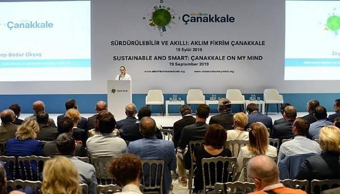 'Aklım Fikrim Çanakkale' Konferansı