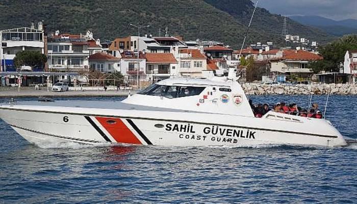 Sahil Güvenlik: Yunanistan'a Ege Denizi'nden Geçişlere İzin Verilmiyor
