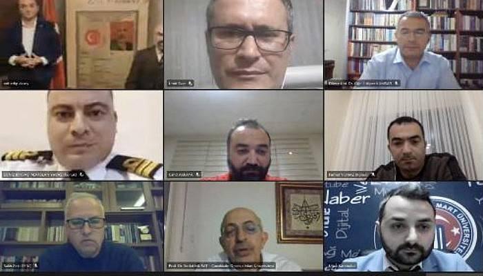 ÇOMÜ'de 'İstiklal Marşımız ve Mehmet Akif Ersoy' PaneliYapıldı