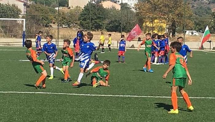 Çanakkale'de National Stars Cup Ön Eleme Turnuvası Yapıldı