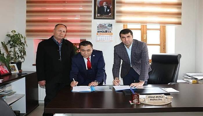 Bayramiç Belediyesinde Toplu İş Sözleşmesi Sevinci