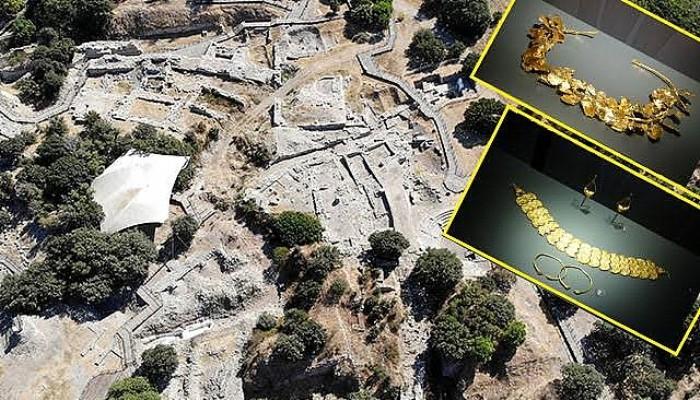 Troya Hazineleri, Hisarlık Tepe'nin 3 Bin Kuruşa Kamulaştırılmasıyla Kurtulmuş