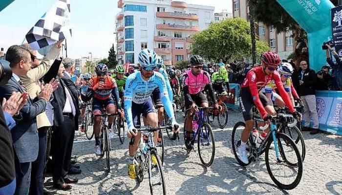 Cumhurbaşkanlığı Türkiye Bisiklet Turu'nun Üçüncü Etabı, Çanakkale'den Başladı