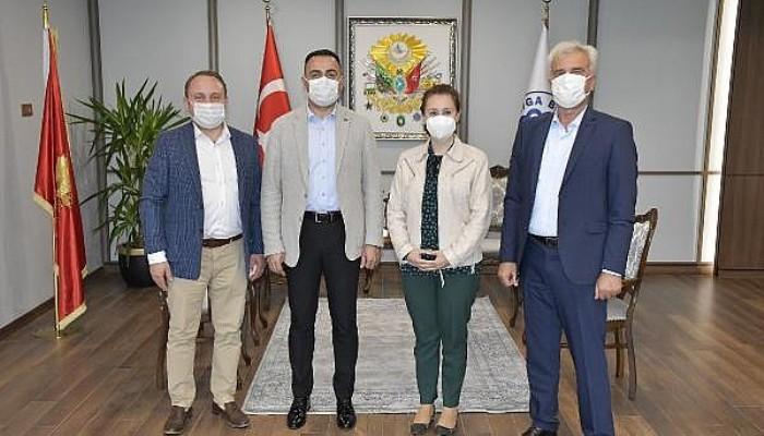 Biga Belediye Başkanı Erdoğan, Projeleri Tanıttı