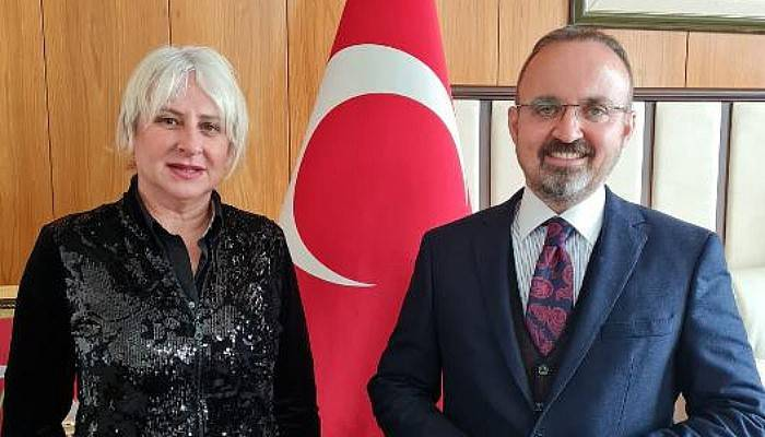 AK Parti'li Turan'dan, Sarıçay Üzerine 4'üncü Köprü İçin İzin Müjdesi
