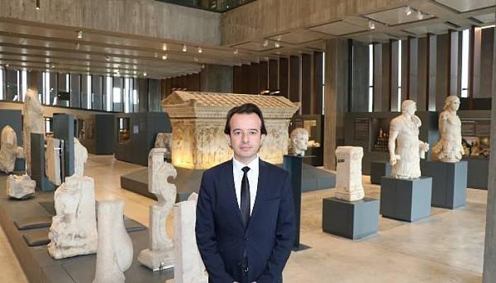 Finale Kalan Troya Müzesi'nin Müdürü: Yolumuz Naim Süleymanoğlu'nun Yolu