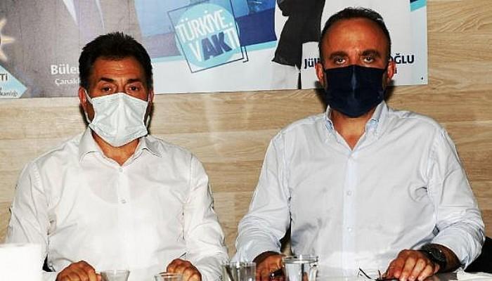 AK Parti'li Turan: Türkiye'yi Büyütmeye Devam Edeceğiz